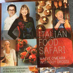 FOOD SAFARI - TV SERIES - ITALY